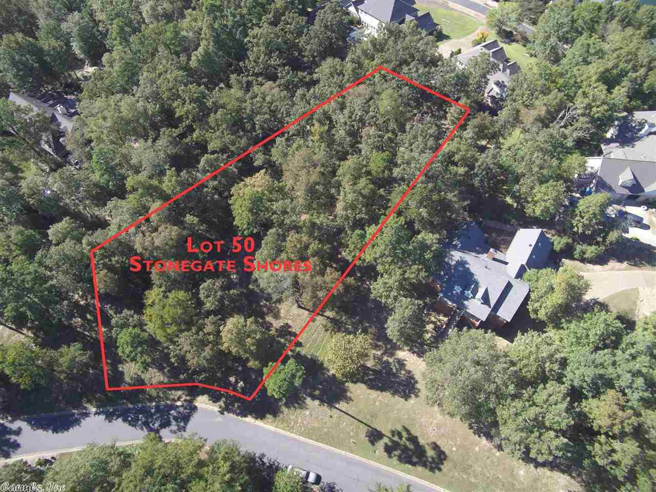 Lot 50 Stonegate Shores Drive Hot Springs, AR 71913 - MLS #: 16029517